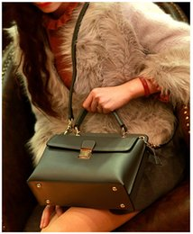 Wholesale Body Elements - 2017 New Simple Fashion Bags Handbag Korean Leather Satchel fashion Handbags Leather Handbag Jane Elements Bag