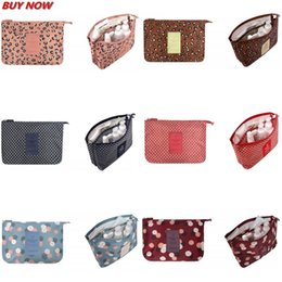 Wholesale Mesh Pouch Nylon Organizer - Women Multifunction Mesh Make up Bags Travel Lady Storage High quality Cosmetic Toiletry Bag Organizer Purse Pouch Clutch Bags