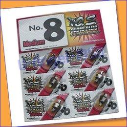 Wholesale Engine Os - plug stopper 12pcs lot 100% Original NO.8 O.S. OS8 medium plug N Glow Plugs For OS Engine