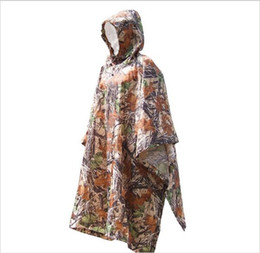 Wholesale Outdoor Backpack Raincoat - 3 in 1 Multifunctional Raincoat Outdoor Travel Rain Poncho Backpack Rain Cover Waterproof Tent Awning Climbing Camping Hiking hight quality