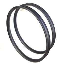 Wholesale Mountain Bike Tubeless - 27.5er plus mtb carbon rims 50mm width 650b plus mountain bike rims am mountain bike rims carbon rims