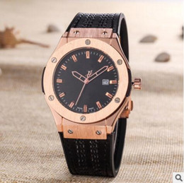 Wholesale Gold Bang - luxury brand silver automatic day date mens replicas tag watches big bang royal aaa diamond woman fashion watch for women gifts relogio