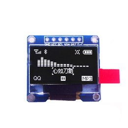 "Wholesale Arduino Tft Spi - 0.96"" I2C IIC SPI Serial 128X64 OLED LCD Display SSD1306 LCD for STM32 51 MSP430 Arduino"