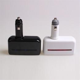 Wholesale Car Light For Cigarette Lighter - Elegant LED Light Car Charger for Universal Car Cigarette Lighter Socket Max Output Power up to 80W