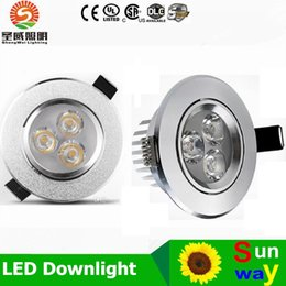 Wholesale Ceiling Lights Remote Control - Outdoor downlight CREE Dimmable 12W 110-240V Led Down spotlight bulb High Power Led Fixture Ceiling Light Lamp Downlight lighting