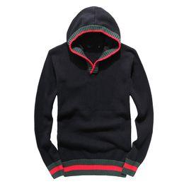 Wholesale Grey Buttons - Foreign trade original single men's Polo long sleeve sweater men hedging sweater half high zipper sweater Men's cotton jacket