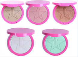 Wholesale Green Highlighters - Jeffrey Star Cosmetics Highlighters Five Star Cosmetics Skin Frost Five Stars Skin Frost Bronzers&Highlighters VS J S Beauty Killer