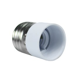 Canada 1 PCS E27 à E14 Titulaire Lampe Ampoule Adaptateur Converte Lampe Titulaire Convertisseur Maïs Bougie Boule Ampoule éclairage Utiliser la livraison gratuite cheap lamp holder converters Offre