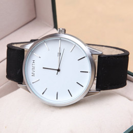 Wholesale United States Business - Hot !2016 watches leisure belt business restoring ancient ways quartz watch The new Europe and the United States fashion female men watches