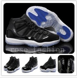 Wholesale Womens Waterproof Boots - Cheap retro 11 Space Jam Basketball Shoes (11)XI shoes Top Quality Men Sports Shoes Womens Trainers Men Athletics Boots Retro 11 XI Sneaker