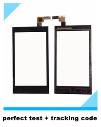 Wholesale Blu Dash Music - Hot sale mobile phone screen digitizer for BLU Dash Music 4.0 D272 touch 10 pcs free shipping