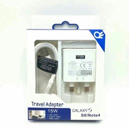 Wholesale Solar Charger Adapters - 3 in 1 charger set EU US UK 3 leg plug adaptive fast charging 5v 2a travel home adapter quick charger for samsung s6 s7 note 4 Huawei