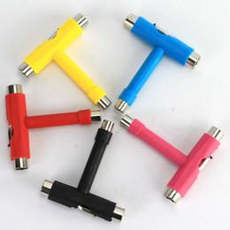 160pcs Skate Board T Type Outils D'assemblage Skateboard kit Tournevis livraison de couleur aléatoire livraison gratuite ? partir de fabricateur