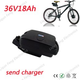 Wholesale Folding Electric Bike Lithium Battery - 36V 18AH Fro g Electric Bicycle Modified Skateboard Bike Electric Bike E-bike Folding Bike Lithium ion Battery Charge Discharge