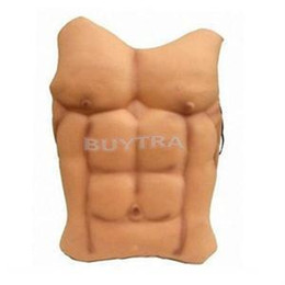 Wholesale Muscle Fake - Halloween Decor Fake Muscle Chest Skin Eva Foam Novetly Fancy Funny Party Decoration