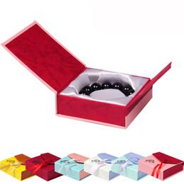 Wholesale Jewelry Packaging Bracelet Box Packing - Wholesale Jewelry Boxes Breclets Packing Pendant Holder Jewelry Boxes Necklace Packaging Bracelet Pendat Jewelry Box for Women JB0024