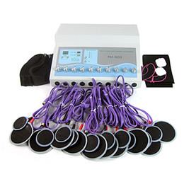 Argentina TM-502 Pérdida de Peso ems estimulación muscular Máquina de Electroestimulación / Ondas Rusas ems Estimulador Muscular Eléctrico (0607011) Suministro