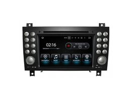 Wholesale Dvd Player Bluetooth For Car - 7'' Quad Core Android 5.1.1 Car DVD Player For Benz SLK (2004-2012) (SLK200,SLK280,SLK350,SLK55) With GPS Radio Stereo Camera