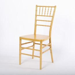 Sillas de hotel usadas online-silla de resina de chiavari, silla de plástico tiffany, silla de comedor barata, silla de restaurante usada