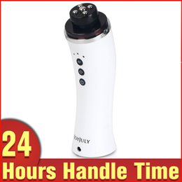 Wholesale Handheld Frequency - Handheld Latest Design Wrinkle Removal Radio Frequency Skin Rejuvenation 360° Rotating Head RF Face Lifting Beauty Equipment
