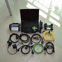MB Estrela C4 Para BMW ICOM PRÓXIMO A + B + C NOVA GERAÇÃO DE ICOM A2 2IN1-Ferramenta de Diagnóstico com 1 tb HDD em CF-52 Laptop Teamviewer backup de
