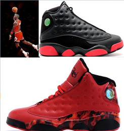 Wholesale Cheap Christmas Boxes - Free shipping online sale 2017 top quality Air Retro 13 retro shoes, cheap New 13s basketball shoes in best quality free shipping no box