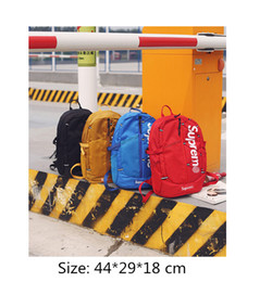 Wholesale Casual Tennis - Fashion Teenager Boys & Girls' School Bag Adult Backpack Women's Casual Backpacks Travel Outdoor Sports Bags Fast Shipping