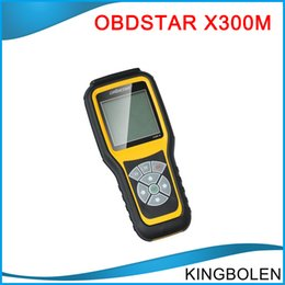 Wholesale Odometer Correction Tool Nissan - OBDSTAR X300M OBD2 Odometer correction tool X300 M Special for Odometer Adjustment and OBDII Mileage change tool DHL free shipping