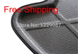Wholesale Cargos For Cheap - For Lexus LX570 Rubber Foam Trunk Tray Liner Cargo Mat Floor Protector Floor Mats Cheap Floor Mats