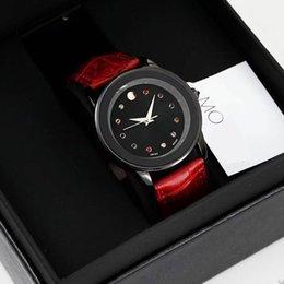 Wholesale 38mm Watch Dial - hot sale womens Luxury watches Top brand 38mm dial Fashion Female quartz watch Leather strap ladies girl wristwatch Relogio Feminino 2018