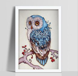 Wholesale Full Craft - Full,Diamond Embroidery,Animal,Owl,5D,Diamond Painting,Cross Stitch,3D,Diamond Mosaic,Needlework,Crafts,Christmas,DIY Gift MT-041