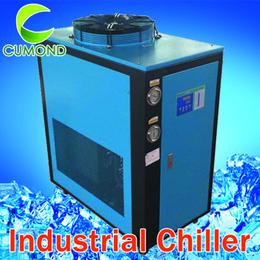 3HP industrielle luftgekühlte Kühlmaschine CUM-3AC, China-Lieferant heißer Verkauf 3HP 220V / 380V kleine luftgekühlte industrielle Wasserkühler-Laserkühler von Fabrikanten