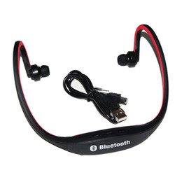Wholesale Earphone Headset For Iphone4 - Hot Sale Outdoor sports Bluetooth headset S9 3.0 Stereo mini Wireless Bluetooth Headphone Earphone for iPhone4 5S 6 Galaxy S4 S3