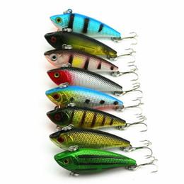 Wholesale Buster Jerk - M&X VIB 20Pcs lot MegaBait 50mm 6g Pike Luce lure Buster Jerk Bait Fishing Lure Bait Mustad Hook Fishing Tackle