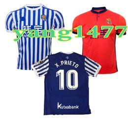 Wholesale 17 V - 17 18 Best Quality Real Sociedad Soccer Jersey 2017 2018 ZURUTUZA CARLOS V AGIRRETXE Royal Society Home Away Football shirt