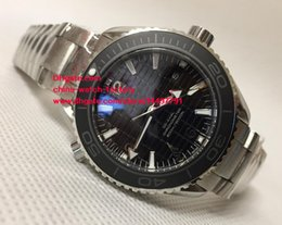 Wholesale Planet Ocean Skyfall - Luxury High Quality Watch JH N8 Factory 42mm Planet Ocean 600M Skyfall 007 Limited Edition CAL.8500 Movement Automatic Mens Watch Watches