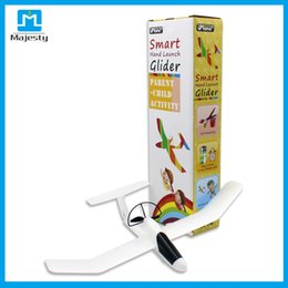 Wholesale Epp Planes - USAShipping Christmas Gifts App Control the Lightest Glider Airplane EPP Material diy plane for Kids DHL Free Shipping