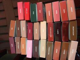 Wholesale Lip Liner Kit - stock! 42 colors Kylie Jenner kit Lip Gloss Lipstick Kylie Jenner Lip liner+ lipgloss liquid lipstick matte kylie lip kit LEO Smile Maliboo