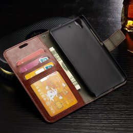 Wholesale Huawei Honor Wallet - Hot For Huawei Y6 Case Luxury Leather Case TPU Back Case Cover For Huawei Honor 4A Csae With Wallet Flip Cover