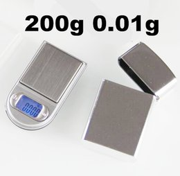 Wholesale Weigh Scales Digital - new 200g 0.01g Mini lighter style Digital Scales Gold Jewelry Diamond Scale Balance weight weighing