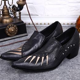 Корея стиль мужской эксклюзивный черный заклепки кожа мужская обувь вышивка обуви скольжения оксфорд обувь Мода повседневная обувь свадьба supplier exclusive casual shoes от Поставщики эксклюзивные ботинки
