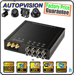 "Wholesale Hdd For Dvr - Full HD 1080P 8CH 2.5"" HDD Vehicle DVR 3G WIFI GPS G-Sensor for School Bus  Taxi car"