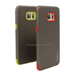 Wholesale S4 Rugged - Caseology Mars Case Hybrid Rugged Back Cover Slim Armor Protection For Samsung Galaxy S3 S4 S5 S6 edge S6 edge plus S6