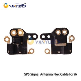 Wholesale Gps Parts - High quality GPS Antenna Signal Module Flex Cable Replace Parts SHPG for iphone 6 4.7 inch