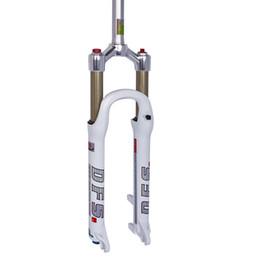 """Wholesale Mtb 26er - DFS air fork DFS-RLC 26er 27.5er suspension mountain fork bicycle MTB fork smart lock out damping adjust 100mm travel 1-1 8"""""""