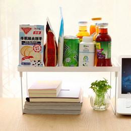 conjunto de prateleiras Desconto Multilayer Prateleira Multilayer Snap Tipo De Armazenamento De Plástico Dobrável Racks de Cozinha Prateleiras Titulares Desk Oraganier Set
