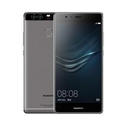 2019 ядро камеры Оригинальный Huawei P9 4G LTE сотовый телефон Kirin 955 Octa Core 3GB RAM 32GB ROM 5.2