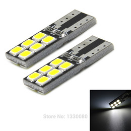 Wholesale acura fit - Free Shipping Hot Sale Ultra Bright High Power Signal Fit Flashing LED Headlight Lamp Bulb WhiteE5M1 order<$18no track