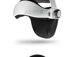 Wholesale Deluxe Machine Heads - head relax helmet Deluxe edition head massage machine helmet led head relax massager