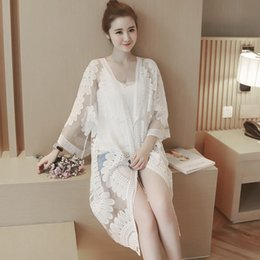 Long Sheer Lace Cardigans Canada | Best Selling Long Sheer Lace ...